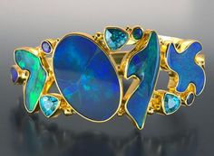 """Hinged Bracelet 