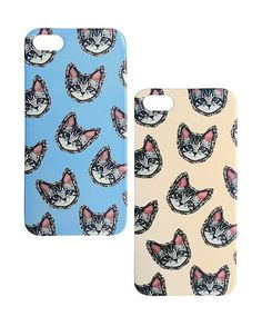 15 Amazing Cat Phone Cases For Feline Fans: You don't have to be a total cat lady to know that dressing up in looks inspired by our furry friends can score you some serious style points.