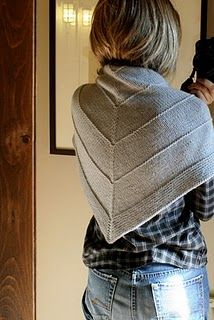 Love.  Boneyard Shawl by Stephen West.  Free Pattern
