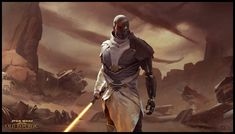 demonui — SW:TOR Knights of the Fallen Empire - Arcann. This piece for One Pixel Brush www.onepixelbrush.com blew up at E3 and it's now the main image on the page for SW:TOR!http://www.starwarstheoldrepublic.com/ https://twitter.com/SWTORYou can see the beginnings of this character in the new SW:TOR trailer here - https://www.youtube.com/watch?v=Nzq9epS2b1A