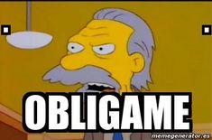 53 Ideas For Memes Para Contestar En Whatsapp Los Simpson Simpsons Meme, The Simpsons, Memes Funny Faces, Funny Texts, Funny Humor, Spanish Memes, New Memes, Relationship Memes, School Humor