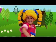 Rig A Jig Jig (HD) - Mother Goose Club Nursery Rhymes