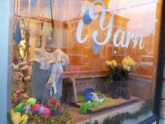 iYarn Shop Window april 2014