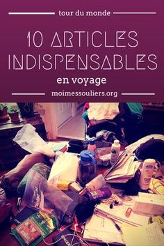 10 articles indispensables en voyage Places to travel 2019 - New Travel, Packing Tips For Travel, Travel Advice, Japan Travel, Travel Hacks, Thailand Travel, Leaky Cauldron, Road Trip, Student Travel
