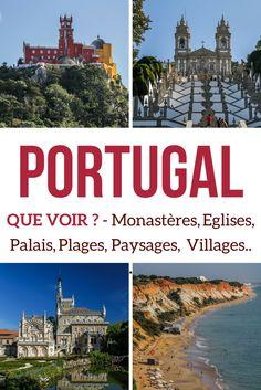 Que voir au Portugal - Que faire au Portugal