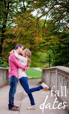 14 fun fall dates- love these!