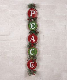 **this could be put together with my used canning jar lids, some seasonal fabric scraps, and rick rack trim