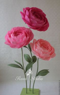 Купить или заказать Ростовые пионы из бумаги в интернет-магазине на Ярмарке Мастеров. АРЕНДА: одинарный (на стойке 1 стебель 1 цветок) =1500 за штуку двойной (на стойке 2 стебля 2 цветка) =2000 за штуку тройной (на стойке 3 стебля 3 цветка) =3000 за штуку ПРОДАЖА: одинарный = 3000 руб. двойной = 5000 руб. тройной =6300 руб. Высота до 2 метров Возможно изготовление пионов в цвете Вашего…