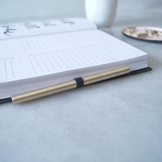 P E N // The 2017/2 Planner is upgraded, and you will never have to worry about not having an accessible pen by your side. Use discount code 2early17 to get FREE SHIPPING this week.  #upgraded #discount #Freeshipping #notebook #planner #shopnow