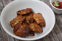 Indické tandoori kurča