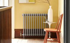 Learn how to paint behind a radiator with these expert tips, and achieve a high-quality finish with the minimum of fuss