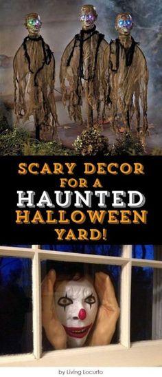 Scary halloween decorations ideas 8