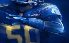 Pepcity Super Bowl Illustrations | HeyDesign.com