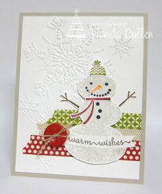 Snow Day by cullenwr - Cards and Paper Crafts at Splitcoaststampers