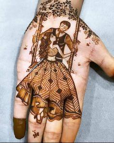 Mehndi Designs Front Hand, Floral Henna Designs, Basic Mehndi Designs, Beginner Henna Designs, Latest Bridal Mehndi Designs, Henna Art Designs, Mehndi Designs For Girls, Mehndi Design Photos, Wedding Mehndi Designs