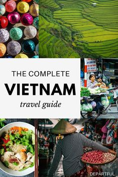 In this comprehensive Vietnam Travel Guide, I'm focusing on the logistics including when to go, transportation, and what to include in your itinerary. Specifically, how travellers can best explore this stunning country from the fog shrouded rice terraces of Sapa and the massive caves of Phong Nha to bustling streets of Saigon or windswept beaches of Nha Trang.