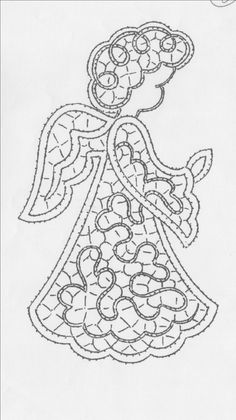 angioletto Cutwork Embroidery, Embroidery Designs, Doily Art, Romanian Lace, Bobbin Lace Patterns, Lace Decor, Lacemaking, Point Lace, Lace Jewelry