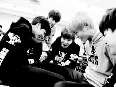 BTS | BANGTAN BOYS ...wait, what are they doing? O.o