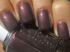 """Essie's """"Sable Collar"""" Want this color"""
