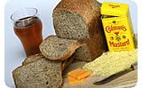 Grainy Mustard and Beer Loaf - bread machine