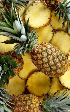 Juicy Pineapples