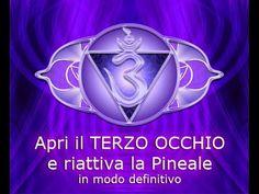 Apertura del TERZO OCCHIO e riattivazione della Ghiandola Pineale - Daniele Penna - Digressione 7 - YouTube