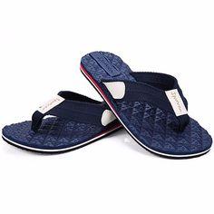 8f20ea4e24c839 Casual Flip Flops Summer Beach Slippers for Men
