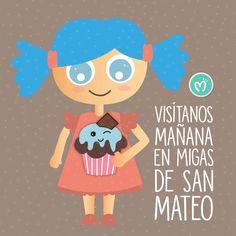 Visítanos este sábado en Migas de San Mateo TRV 34 D SUR # 33 – 04 llévate un delicioso cupcake en nuestro Sábado de Cupcakes. ¡Te esperamos! Escríbenos al 314 855 2090 #Migas #Regalos #FábricadeSueños