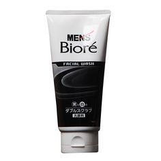 Biore Men's Black & White Double Scrub Facial Wash - http://essentialsmart.com/product/biore-mens-black-white-double-scrub-facial-wash
