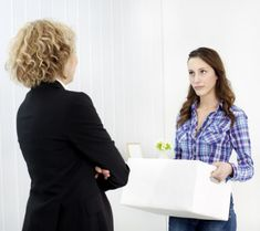 Top 10 Things Not to Say (or Do) If You're Fired: http://jobsearch.about.com/od/termination-faq/fl/10-things-not-to-say-do-fired.htm