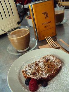 Olivia te cuida en Madrid: Desayuno con modernos | DolceCity.com