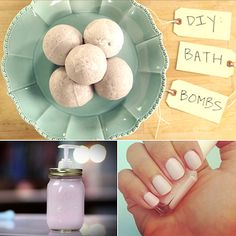 The best beauty DIY receipes, all in one place! Think DIY shaving cream, bath bombs, chocolate facials and more.