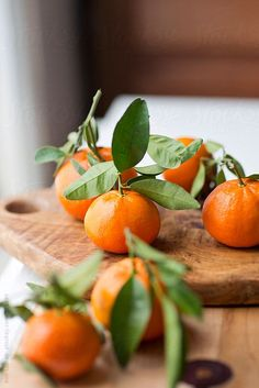 Clementines by Kim Lucian