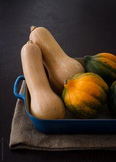 Autumn Squash Gratin | www.kitchenconfidante.com | Squash
