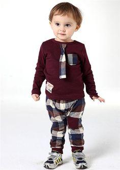 Setelan Anak Laki-Laki+Dasi Ungu usia-1-2-3-4-5tahun - http://keikidscorner.com/baju-anak-laki-laki/baju-setelan/setelan-anak-laki-lakidasi-ungu-usia-1-2-3-4-5tahun.html