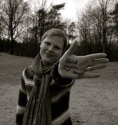 Drivkræftens lokale ildsjæl Caroline <3 #HOLDOMMIG