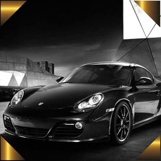 Grandeur reflects in things majestic enough to blow your mind, like the #NocturnalLuxury of the automobile world – the desirous Cayman S Black Edition by the iconic timeless car company, Porsche.