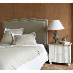 Tête de lit, coffre, table de chevet CAMILLE | Maisons du monde ...