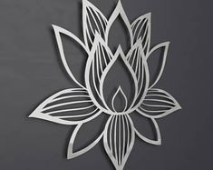 """Discover additional information on """"metal tree wall art decor"""". Look into our internet site. 3d Metal, Large Metal Wall Art, Metal Artwork, Art Sculpture, Wall Sculptures, Logo Lotus, Kirigami, Unique Home Decor, Metal Walls"""
