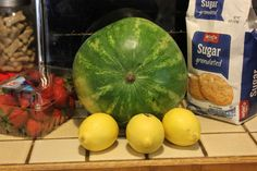 Watermelon and Strawberry Lemonade Drink Recipe   Budget Savvy Diva