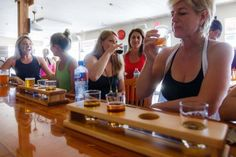 Pints and poses: #Yoga at #beer breweries is latest Palm Beach County trend