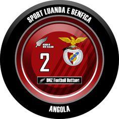 DNZ Football Buttons: Sport Luanda e Benfica