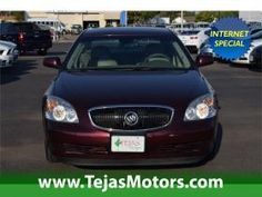 2004 buick rendezvous at damron auto division in lubbock for Tejas motors in lubbock texas