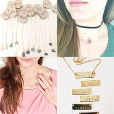 Quality handcrafted jewelry using gold-filled necklace chain & findings
