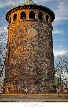 Rockford Pk water tower, in Wilmington, Delaware Delaware Facts, Wilmington Delaware, Delaware State, Delaware River, Mid Atlantic States, Brandywine Valley, Water Tower, Vacation Spots, Trip Planning