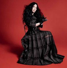 Cher is the new face of Marc Jacobs 2015 ad campaign