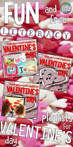 Got a smartboard in your classroom? Enjoy these Valentine's Day Free Playlists for Kindergarten Reading Activities, Kindergarten Lesson Plans, Kindergarten Classroom, Reading Resources, Teacher Resources, Teaching Ideas, Valentine Day Video, Valentines, Thing 1