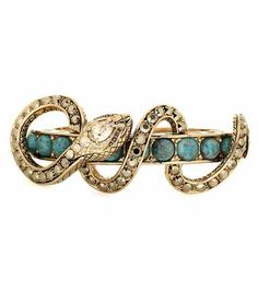 Crystal embellished bracelet | Roberto Cavalli