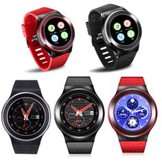 Sport Smart Watch Phone Bluetooth 3G Wifi Android 5.1 GPS GSM Quad Core Camera #UnbrandedGeneric