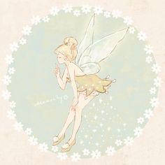 momochy:  Tinker Bell